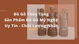 Do Go Luc Binh Thuy Tung