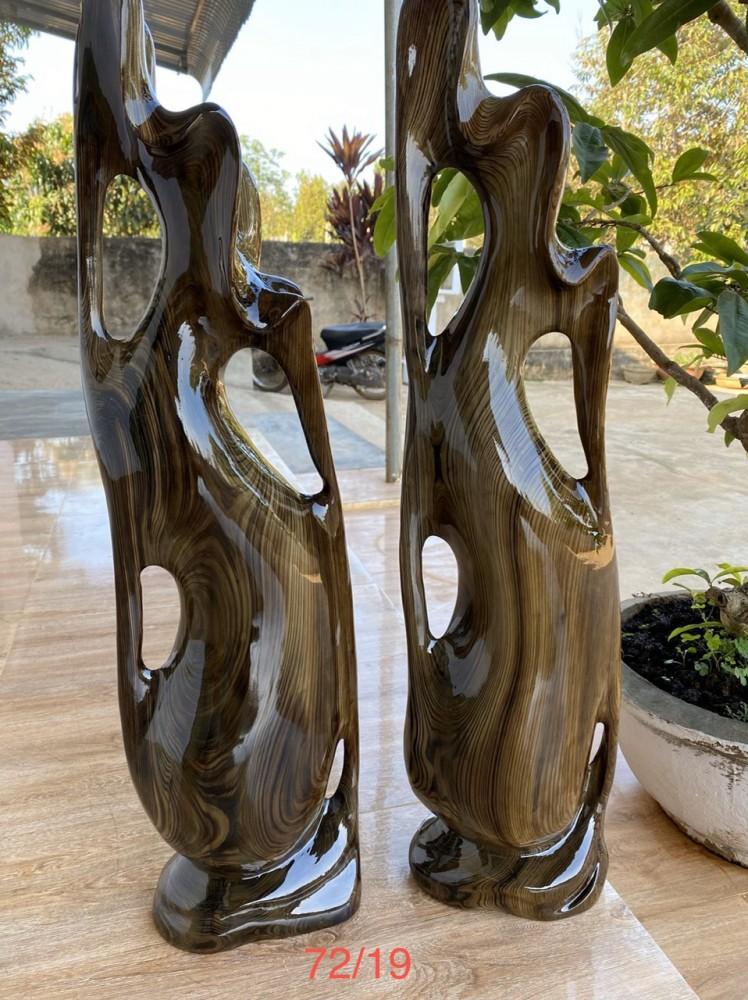 Bình phay gỗ thủy tùng 72 - 19
